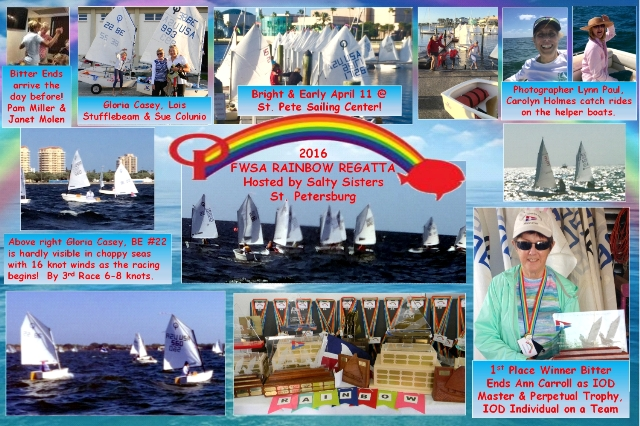 Small Slide of FWSA Rainbow Regatta 2016